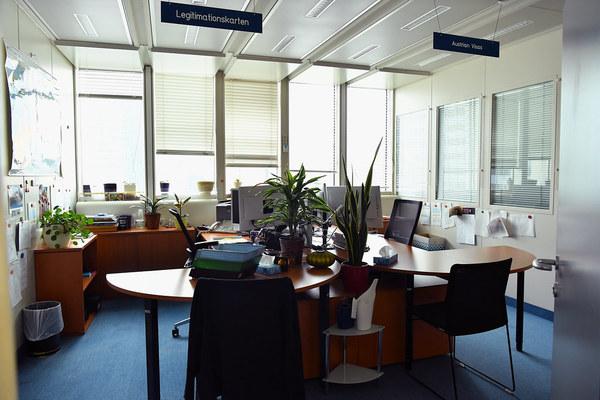 Ein Durchschnittsbüro. Was, wenn es hier leer bleibt? Quelle: Dean_Calma / Flickr