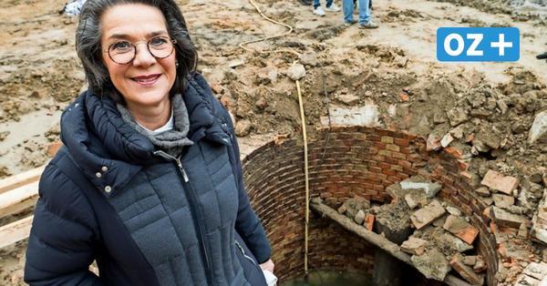 Rätselraten in Rostock geht weiter: Wozu diente der ausgegrabene Brunnen am Glatten Aal?