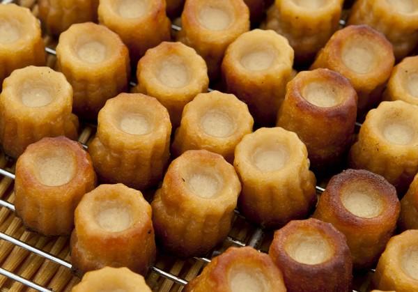 So könnten die Küchlein - je nach Muffinform - aussehen. Guten Appetit!