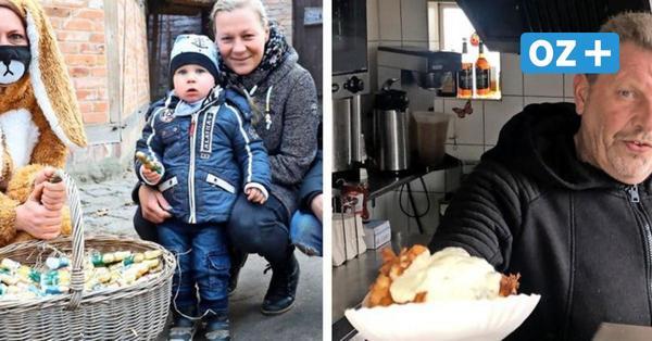 Ostern im Lockdown in Stralsund: Freude im Zoo, Frust bei Fischverkäufern