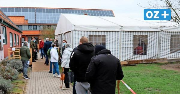 Impfaktion am Karfreitag in Stralsund: Piks für 100 Polizisten
