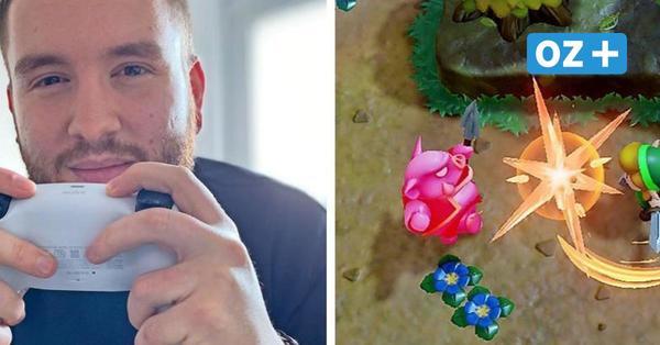 """Von """"Animal Crossing"""" bis """"Call of Duty"""": Dieser Stralsunder weiß, was der Norden zockt"""
