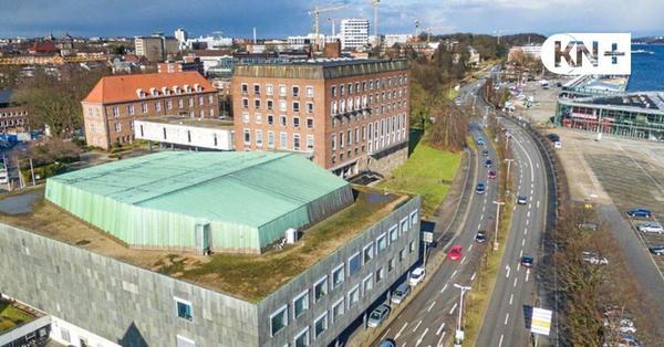 Neues Gutachten: Aus für Kongresshalle im Kieler Schloss