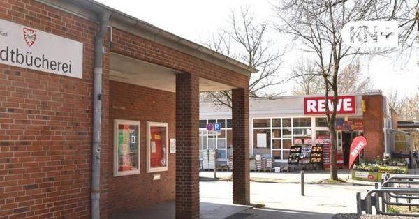 Neubau: Rewe-Markt in Kiel-Elmschenhagen bekommt eine Kita auf das Dach