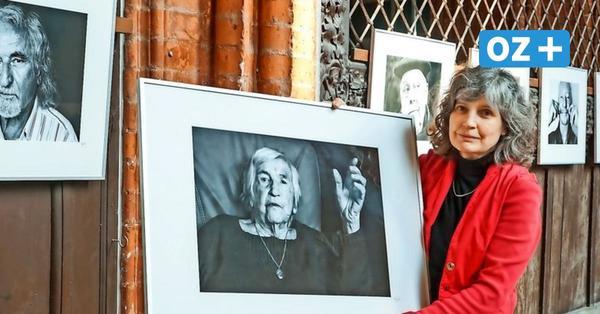 Elisabeth Heinemann zeigt bekannte Portraits in St. Nikolai Wismar