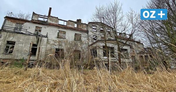 Lost Place in Nordwestmecklenburg: So sieht die Gutshaus-Ruine von Trams aus