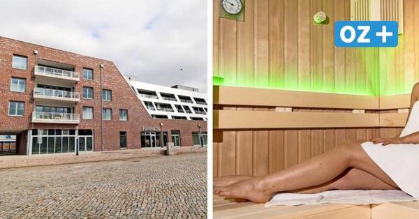 Neue Sauna an Wismars Hafenspitze: Das erwartet Urlauber und Einheimische im Wellness-Tempel