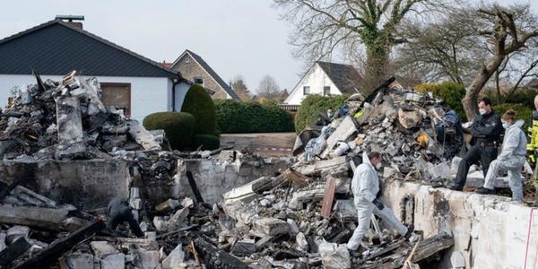 Explosion in Horst: Leichen sind identifiziert - es sind die Bewohner