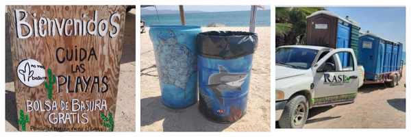 No Más Basura & Semana Santa Beaches