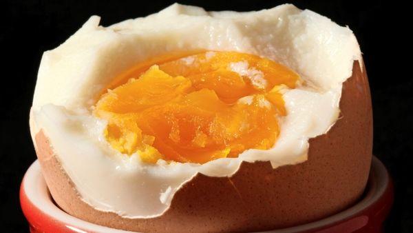 Eier kochen: Das perfekte Frühstücksei - so geht es richtig