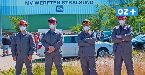 1220 Mitarbeiter sollen gehen: Sozialplan für Stellenabbau auf den MV Werften offenbar fertig