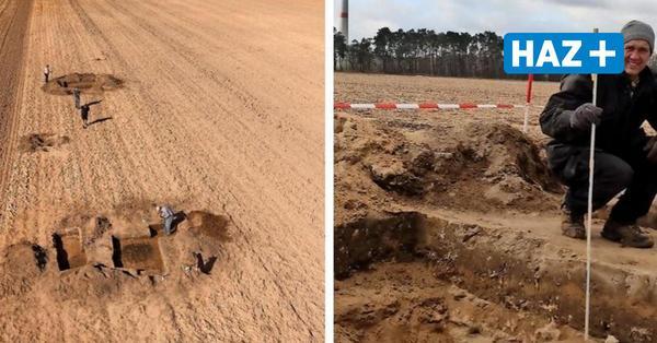 Neustadt: Archäologen finden rätselhafte Steinscherbenbei Stöckendrebber