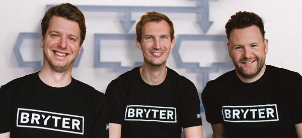 No-code platform Bryter raises £48M to help non-technical people build enterprise automation apps