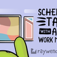 Scheduling Tasks With Android
