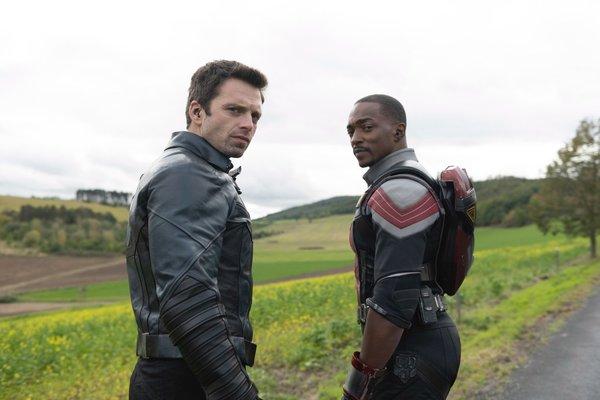Los proyectos de Marvel (más allá de 'Falcon y el Soldado de Invierno') donde Anthony Mackie y Sebastian Stan querrían aparecer