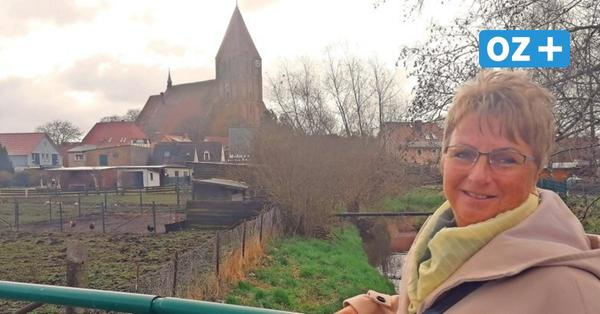 Anja Ganzer möchte Grimmens erste Bürgermeisterin werden