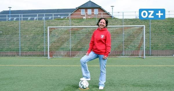 Jetzt kicken die Fußballerinnen in Grimmen gegen den Ball