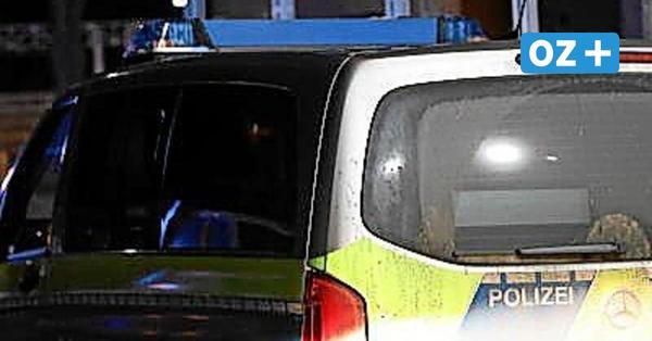 Grimmen: 34-Jähriger bedroht Polizisten mit zwei Promille intus