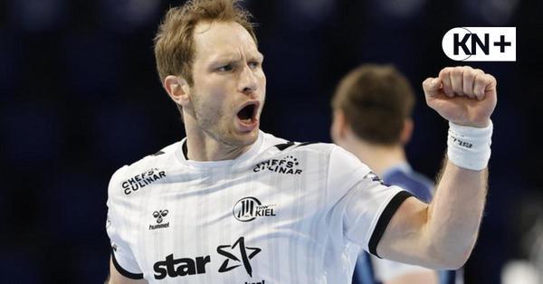 Handball-Champions-League - THW Kiel macht nächsten Schritt Richtung Köln