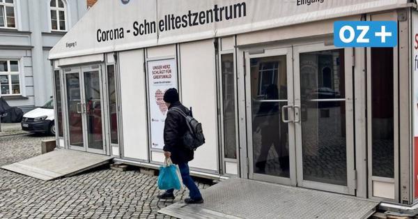 Greifswalder Unimedizin eröffnet weiteres Corona-Schnelltestzentrum