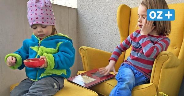 Greifswalder OZ-Redakteurin berichtet: So lief Quarantäne mit Zweijähriger ab