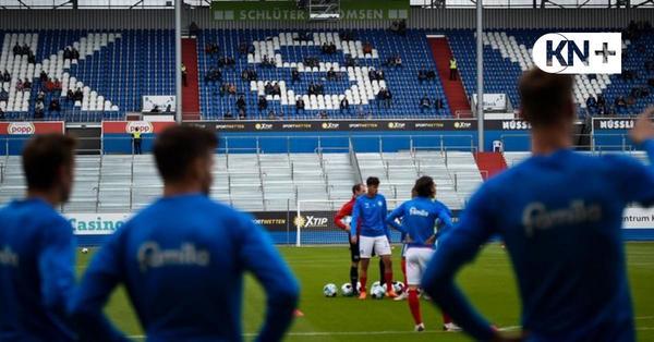 Dürfen Fans bald wieder ins Holstein-Stadion in Kiel?
