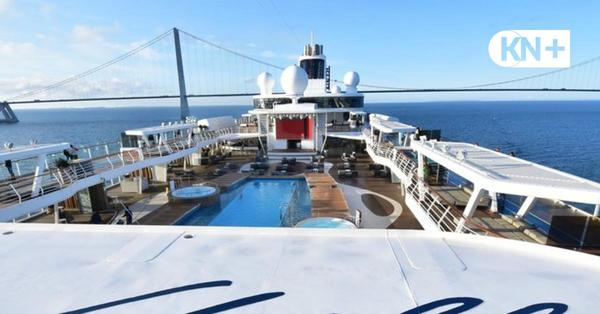 So bereitet sich Kiel weiter auf die Kreuzfahrt-Saison vor