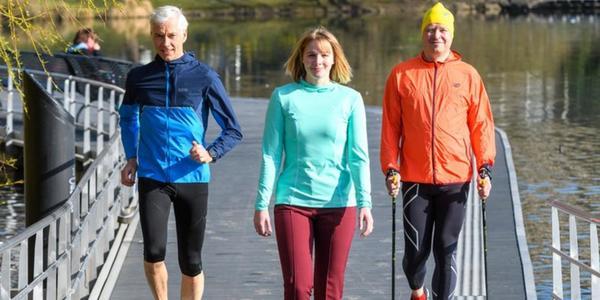 KN-Aktion: Anmelden, mitlaufen und gesund bleiben!