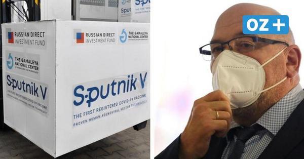 Glawe: MV bestellt eine Millionen Dosen Impfstoff Sputnik V in Russland