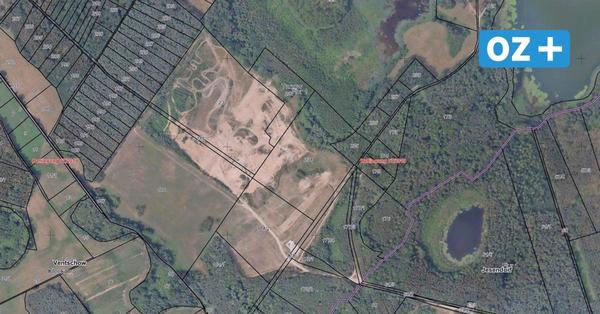 Tarzow bei Wismar: Nach Kiesabbau für Autobahn nun riesige Deponie im Wald geplant