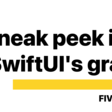 A sneak peek into SwiftUI's graph