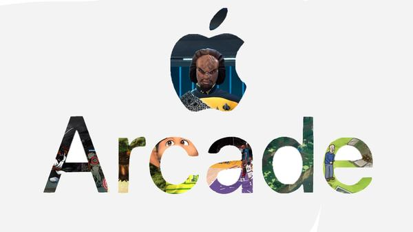 Apple Arcade makes a serious play for your gaming dollar