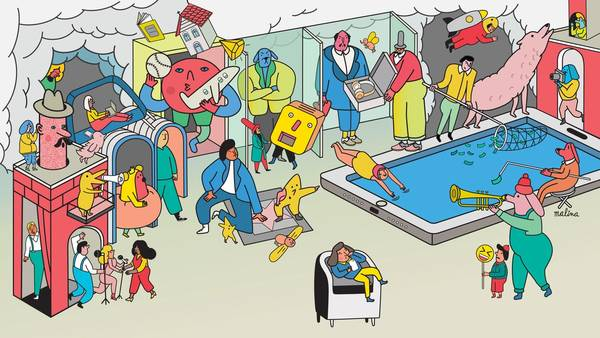 Clubhouse Feels Like a Party | The New Yorker