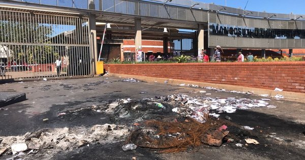 MUT students vow to continue protests | eNCA