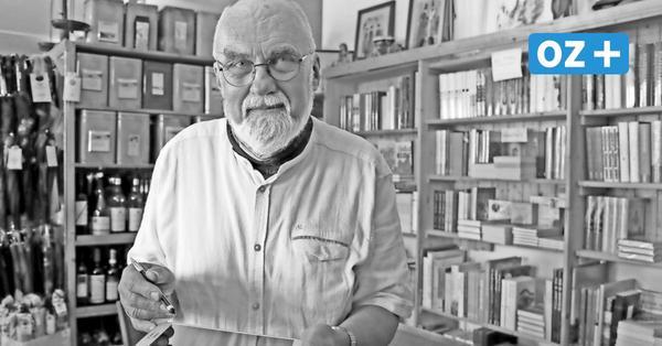 """Trauer um Rügens Original Uwe Hinz:""""Er suchte immer das Gute im Menschen"""""""
