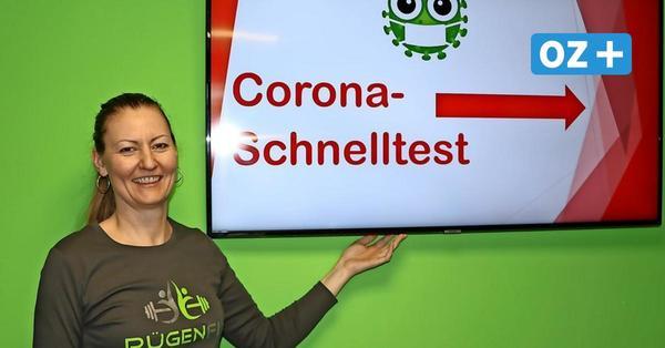 Insel Rügen: Hier können Sie sich kostenlos auf Corona testen lassen