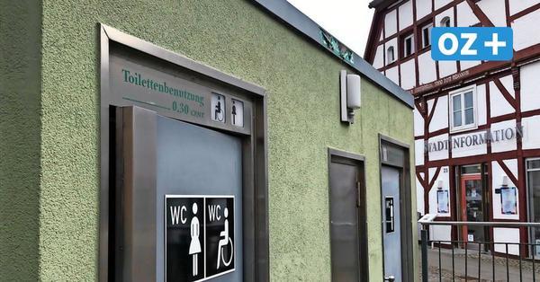 Rügens öffentliche Toiletten: Wo kann man im Lockdown aufs Klo?