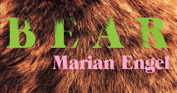 📚 Bear by Marian Engel (Daunt Books Publishing)