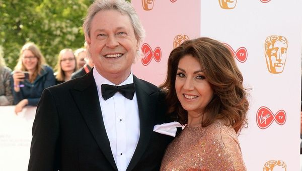 Jane McDonald announces death of fiancé Eddie Rothe