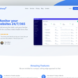 Premium software Landing Page for Tailwind CSS