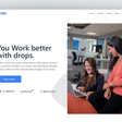 Premium Meeting Landing Page for Tailwind CSS