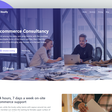 Premium consultancy Landing Page for Tailwind CSS