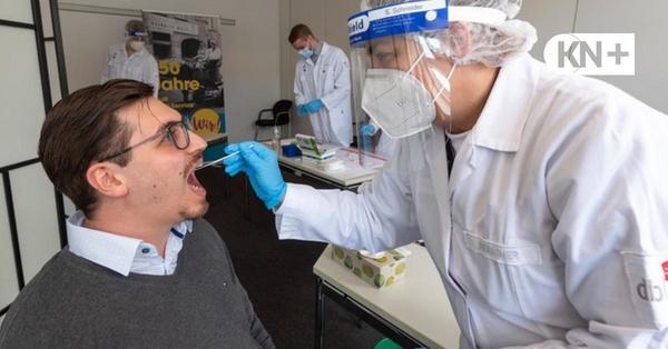 Wie Firmen in Schleswig-Holstein ihre Mitarbeiter auf Corona testen