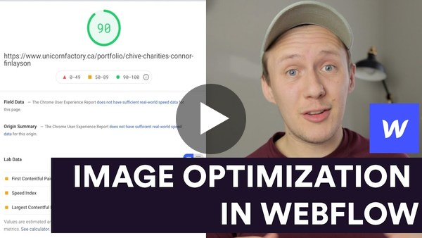 The best image optimization tool for Webflow [New Tool]