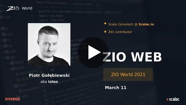 ZIO WORLD - ZIO WEB