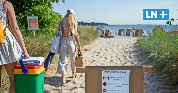 Tourismus-Modellregion: Urlaub an der Lübecker Bucht ab 19. April möglich