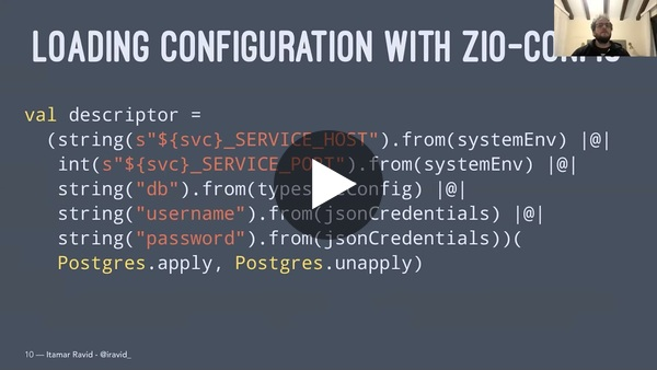 Production-grade Microservices with ZIO by Itamar Ravid