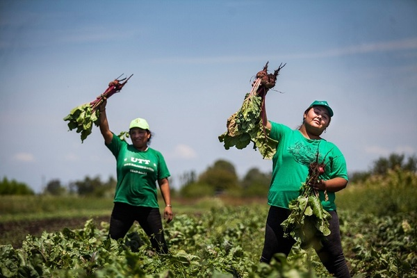 The Union of Land Workers is Creating a New Food Paradigm in Argentina