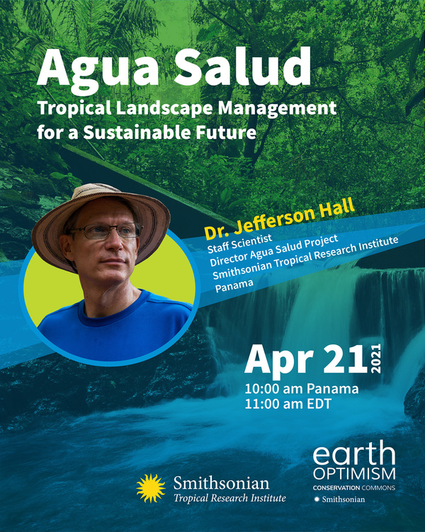 Talk, water: agua salud--tropical landscape management for a sustainable future