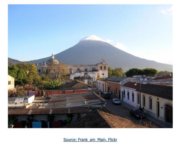Central America, migration: LAWG's Migration News Brief